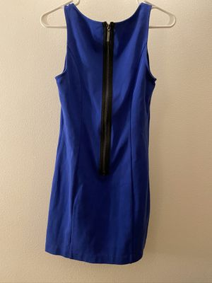 Women's juniors Blue dress size small for Sale in Joint Base Lewis-McChord, WA