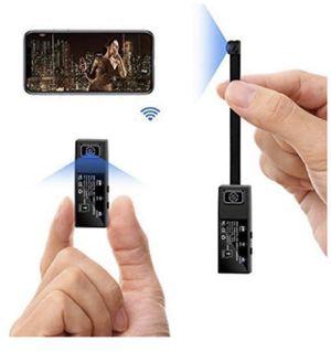 Camera Cam, DIY Mini Camera Wi-Fi HD 1080P Wireless Security Nanny Cam for iPhone/Mac/And for Sale in Chicago, IL