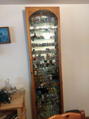 Shot glass collection for Sale in Everett, WA