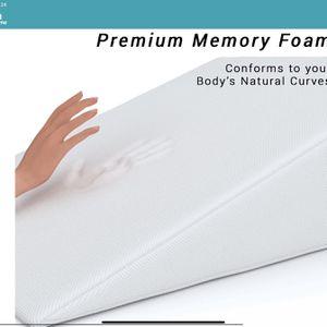 Memory Foam Wedge Pillow for Sale in Menifee, CA