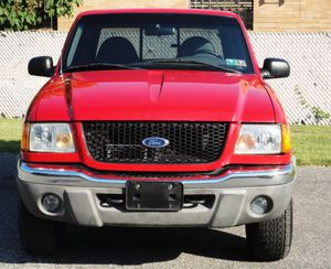 Red 2001 Ford Ranger XLT Clean 4WDWheels for Sale in Miami, FL