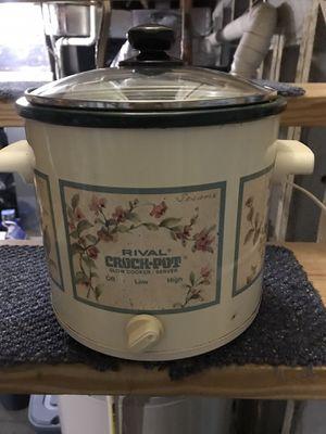 Rivel crock pot for Sale in Enola, PA