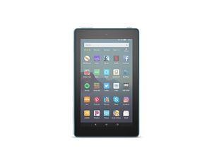 "Amazon Fire 7 7"" Tablet, WiFi, 16 GG, Fire OS, Black for Sale in Jersey City, NJ"