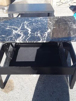 Stand Up Marble Coffee Table for Sale in Nashville,  TN