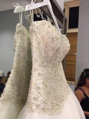 Beautiful Pnina Tornai Wedding Gown for Sale in Washington, DC