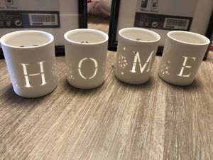 Small candle holders for Sale in Ashburn, VA