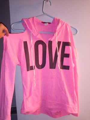 LOVE LONG SLEEVE SHIRT for Sale in Fair Oaks, CA