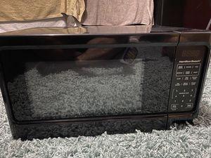 Microwave Black Digital Oven for Sale in Garden Grove, CA