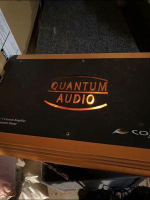 2400 Watt Quantum Audio Amp for Sale in Stockton, CA