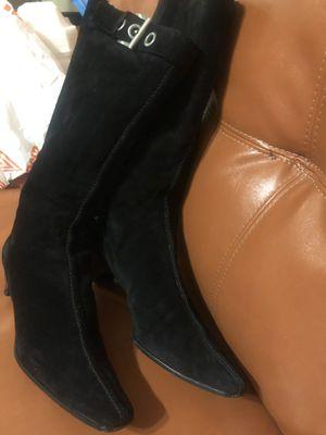 Prada boots originals euro size 36 good condition.size 6 pointy vintage for Sale in El Paso, TX