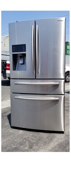 Refrigerador Samsung Stainless steel for Sale in South Gate, CA