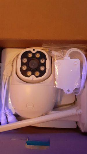Outdoor ptz smart wifi camera for Sale in DeSoto, TX