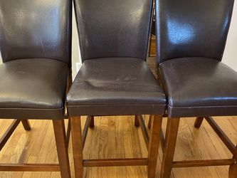 3 Barstool Chairs for Sale in Fairfax,  VA