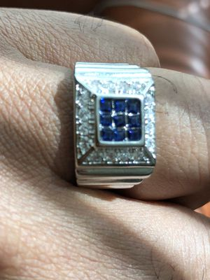 Ring Men's Sterling Silver (925) for Sale in Seattle, WA