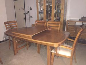 Dining room set for Sale in Washington, DC