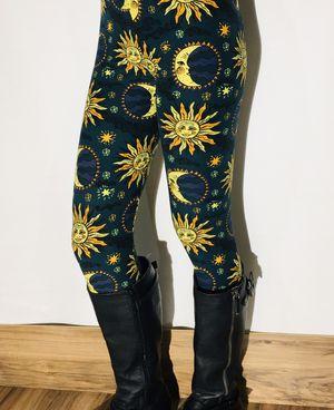 NEW Sun Moon Star Celestial Leggings for Sale in Saginaw, MI