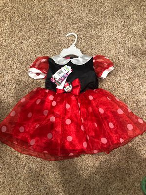 NEW Minnie Mouse costume for Sale in St. Louis, MO