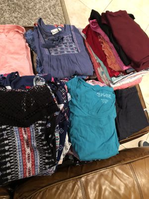 Girls clothes size 14 to 16 for Sale in Ontario, CA