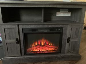 Fire place / TV stand for Sale in Orlando, FL