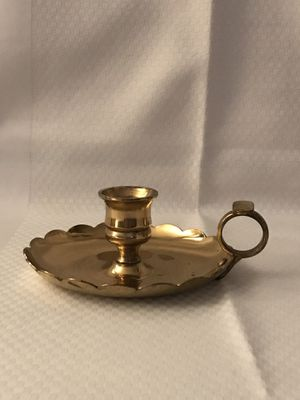 Brass Candle Holder for Sale in Fresno, CA