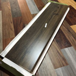 *New* Cap A Tread Java Scraped Oak 47 in. Length x 12-1/8 in. Deep x 1-11/16 in. Height Laminate to Cover Stairs 1 in. Thick / Stairs / Laminate for Sale in Chicago, IL