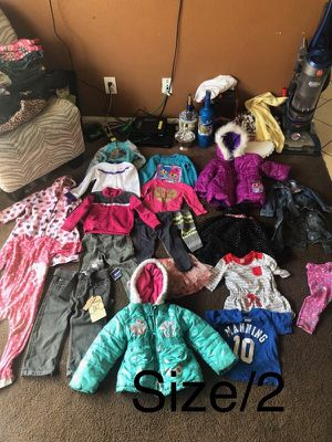 Kids clothing size 2t for Sale in Compton, CA