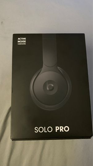 Beats Solo Pro for Sale in Essex, MD