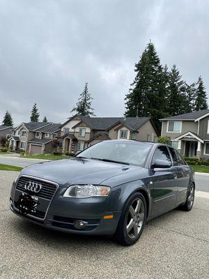 2005.5 Audi A4 Quattro 6 Speed for Sale in Lynnwood, WA