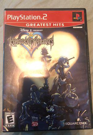 Kingdom Hearts PS2 for Sale in San Antonio, TX