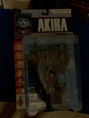 Akira action figure collectible for Sale in San Diego, CA