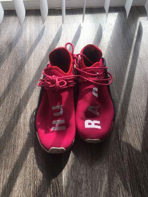 Human Race Adidas Size 8.5 for Sale in Lake Ridge, VA