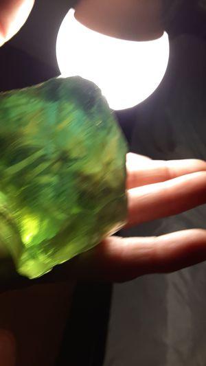 Vintage green slag antique glass dug up in desert for Sale in Glendora, CA