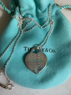 Tiffany & Co Necklace for Sale in Huntington Beach,  CA