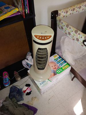 Oscillating electric fan for Sale in Oklahoma City, OK