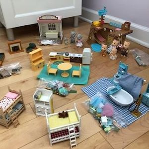 Calico Critters (8 sets) for Sale in Naperville, IL