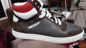 Burberry high tops size 40 (9 1/2) for Sale in Dixon, CA