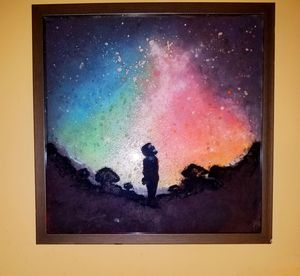 Hand painted wall art for Sale in Cuyahoga Falls, OH