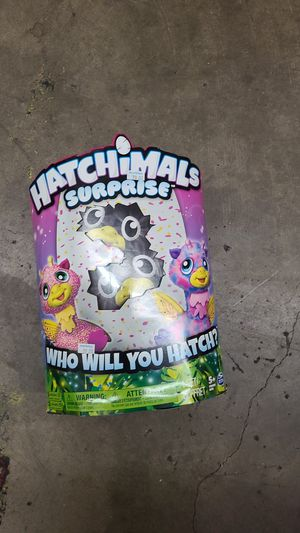Hatchimals Surprise toy for Sale in City of Industry, CA