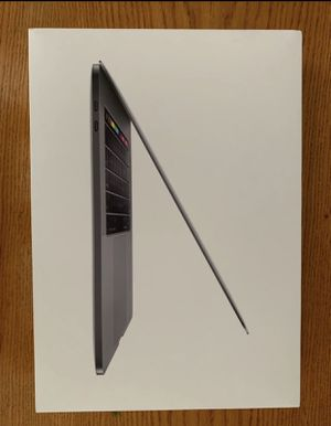 MacBook Pro 2018 15in for Sale in Los Angeles, CA