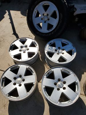 Jeep Wrangler Wheels and tires for Sale in Phoenix, AZ