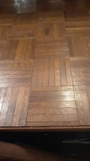"Originally parquet flooring 12"" x 12"" for Sale in Wood-Ridge, NJ"