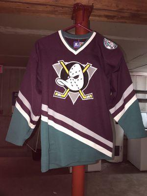 Mighty ducks jersey size large for Sale in Menomonie, WI