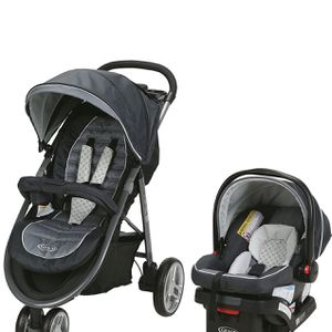 Gracco Stroller, Car seat & Base for Sale in Oregon City, OR