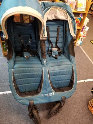 City Mini GT baby Jogger stroller Jogging DOUBLE for Sale in Seattle, WA