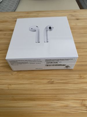 APPLE AIRPOD 2 GEN NEW - $120 for Sale in Silver Spring, MD