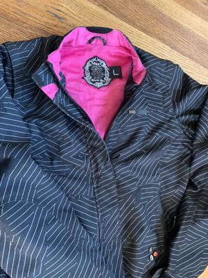 Woman's Large Black Fox Dirt Bike Ridding Jacket for Sale in Hollister, CA