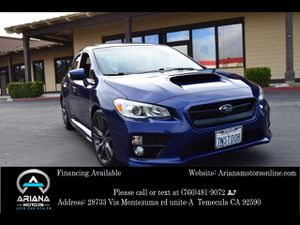 2016 Subaru WRX for Sale in Temecula, CA