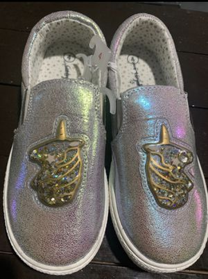 New size 4 shoes $4 for Sale in Garden Grove, CA