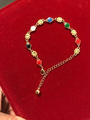 beautiful anklet or bracelet for Sale for sale  Bayonne, NJ