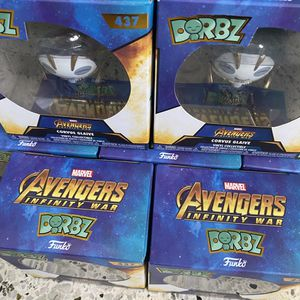 Funko Avengers Infinity War Dorbz Corvus Glaive Vinyl Figure NEW Toys Movies 437 for Sale in Miami, FL